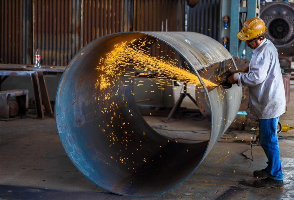 metal finishing company